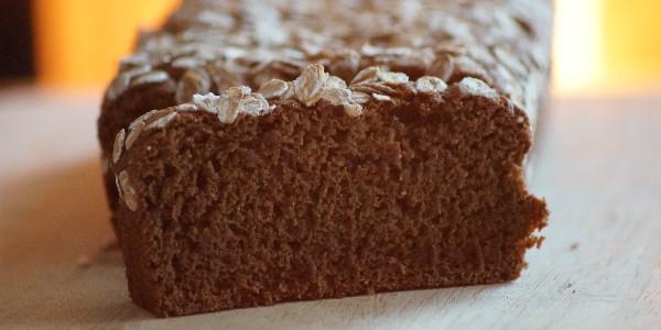 Gâteau d'épices à l'orange (vegan)