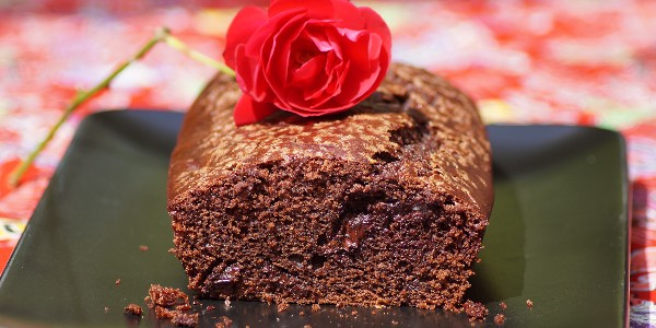 Merveille de cake vegan au chocolat