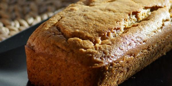 Cake citron/graines de pavot