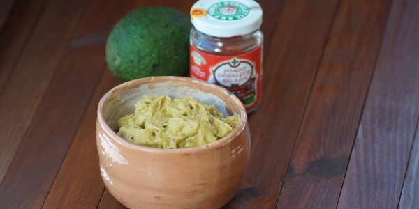 Guacamole (vegan)