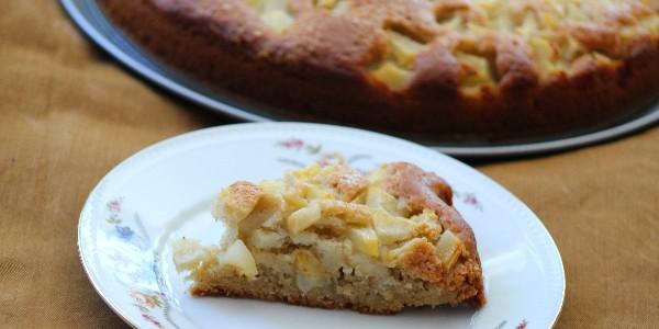 Gâteau au yaourt (vegan – végétalien)