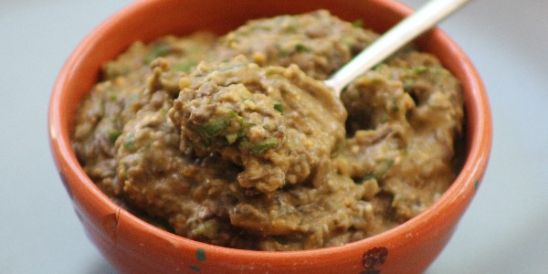 Tartinade express de lentilles (Végétalienne – Vegan)