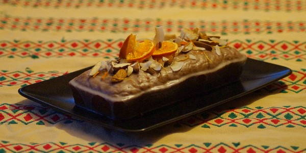 Gâteau végétalien mandarine/coco (vegan)